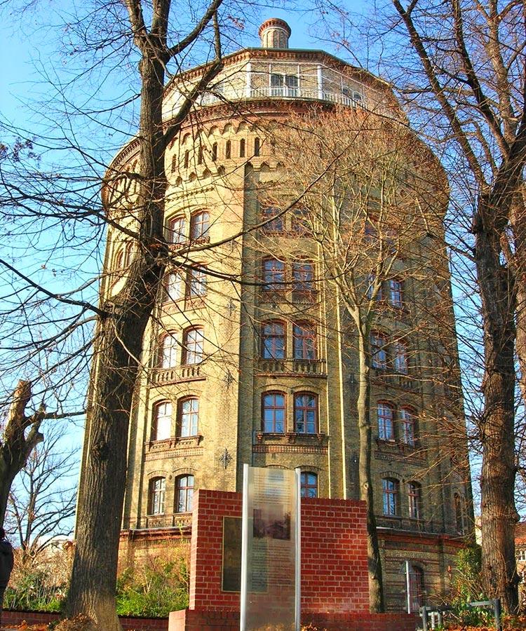 Wasserturm in Berlin Prenzlauer Berg